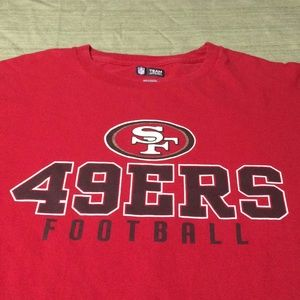 NFL SAN FRANCISCO 49ERS FOOTBALL TEAM EXCELLENT